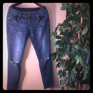 Twenty One Black Jeans Size
